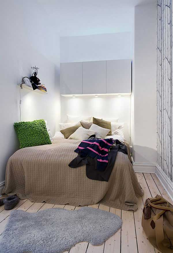 Smallest Bedrooms 35 inspiring ideas to make your small bedroom look larger