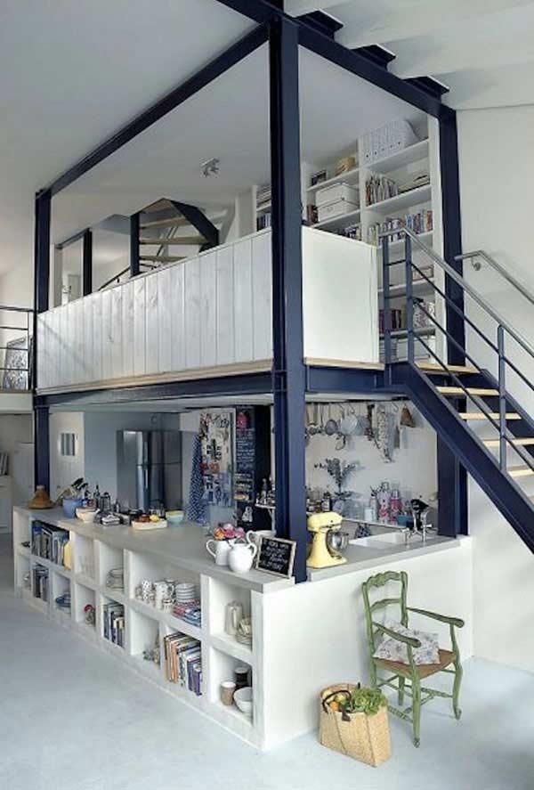 Garage mezzanine ideas joy studio design gallery best - Mezzanine design ideas ...
