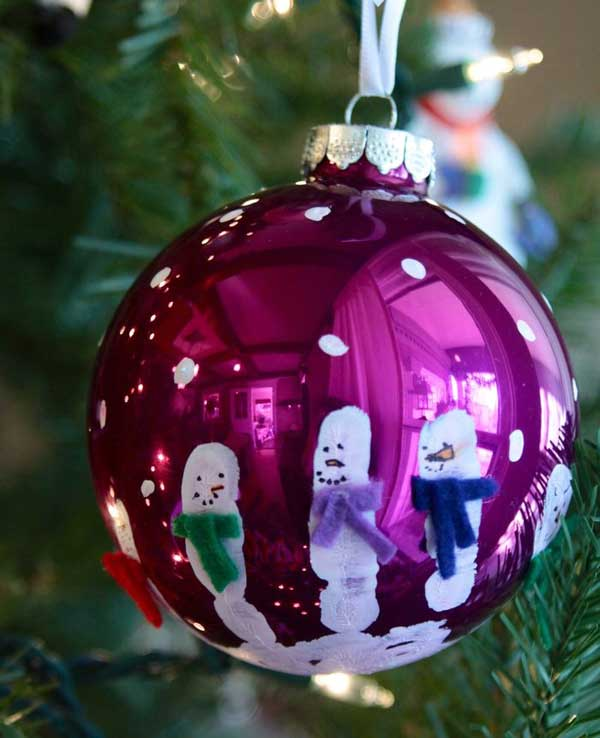 Top 38 Easy And Cheap Diy Christmas Crafts Kids Can Make Amazing Diy Interior Home Design