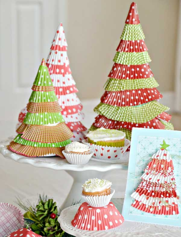 cheap christmas craft ideas