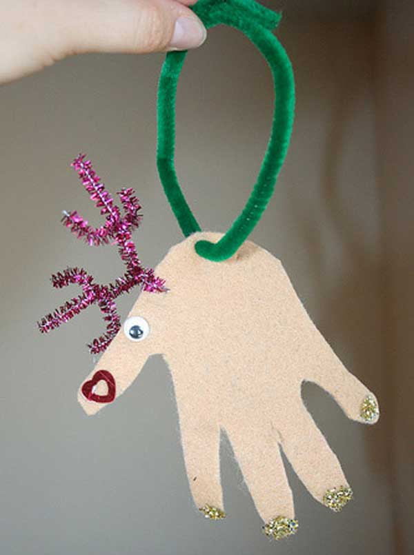 top 38 easy and cheap diy christmas crafts kids can make amazing