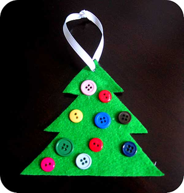 Simple Christmas Craft For Preschoolers : Top easy and cheap diy christmas crafts kids can make