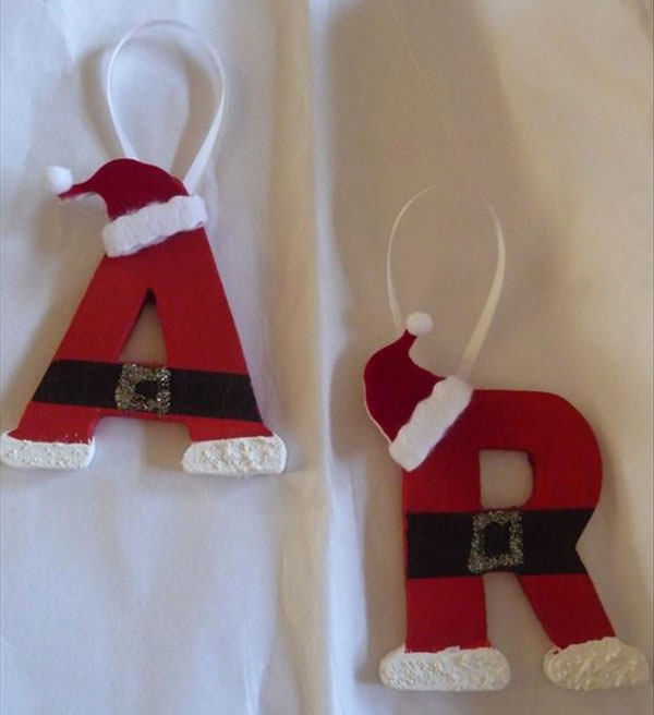 christmas craft for kids 43 - Homemade Christmas Decorations For Kids