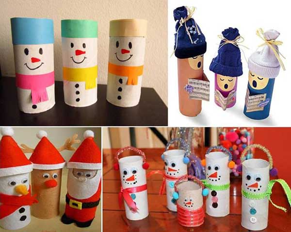 Top 38 easy and cheap diy christmas crafts kids can make amazing christmas craft for kids 7 solutioingenieria