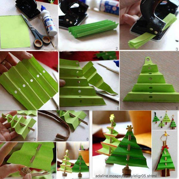 Genial DIY Christmas Decorations 39