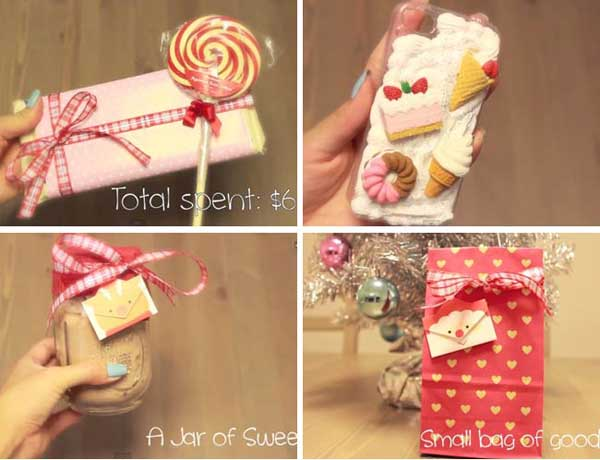 Great homemade christmas gifts ideas