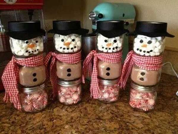Creative Christmas Gifts.24 Quick And Cheap Diy Christmas Gifts Ideas