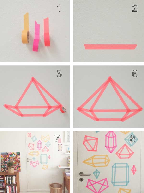 Easy Diy Wall Decor Ideas : Cheap and easy home decor hacks are borderline genius