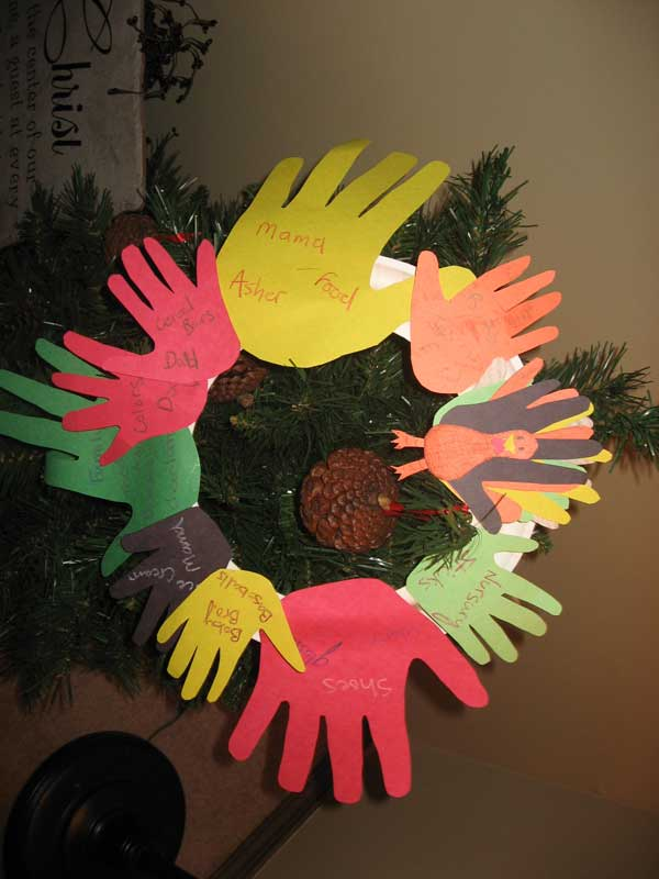 Top easy diy thanksgiving crafts kids can make
