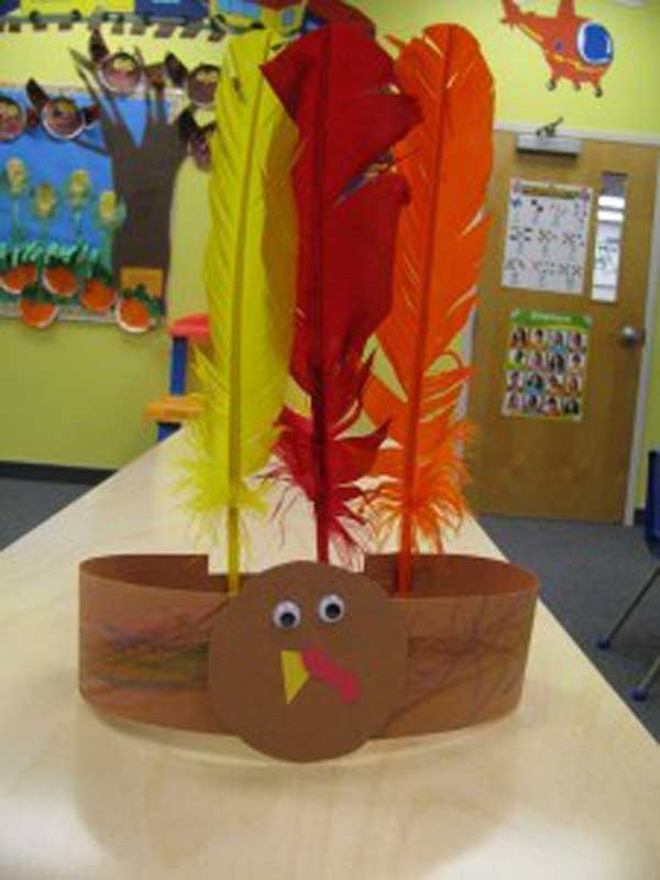 Thanksgiving Crafts Kids Can Make 23