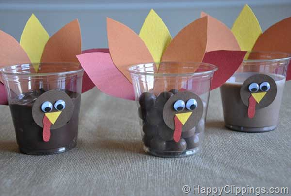Thanksgiving Crafts Kids Can Make 27