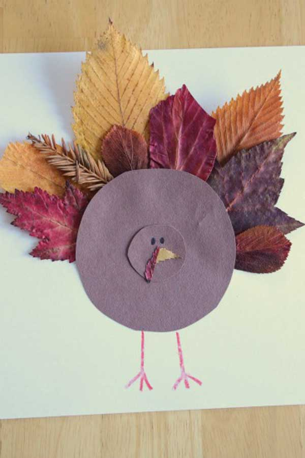 Thanksgiving Crafts Kids Can Make 3