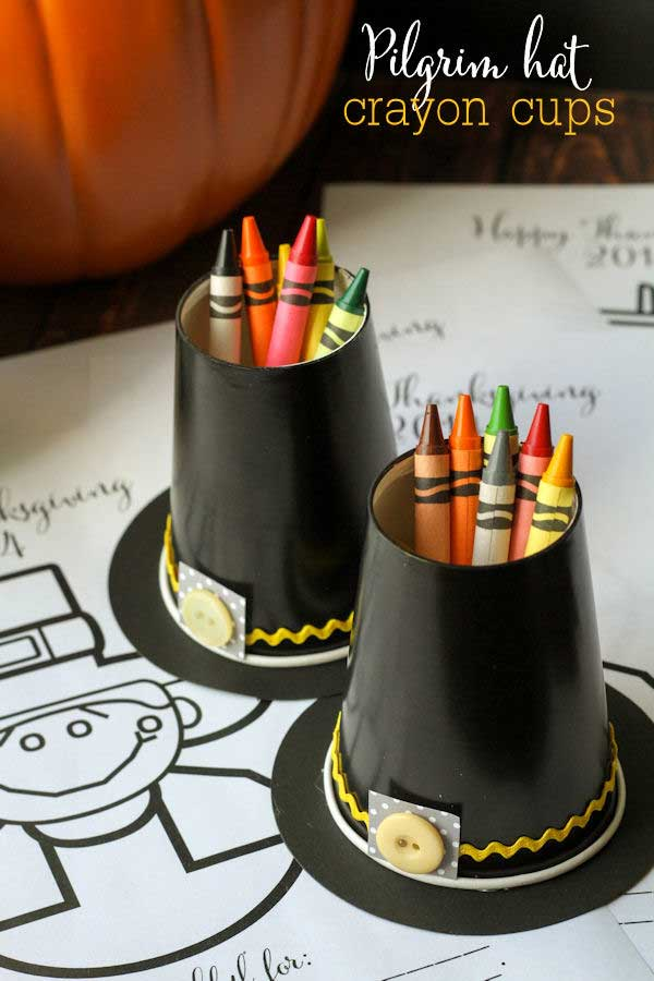 Thanksgiving Crafts Kids Can Make 30