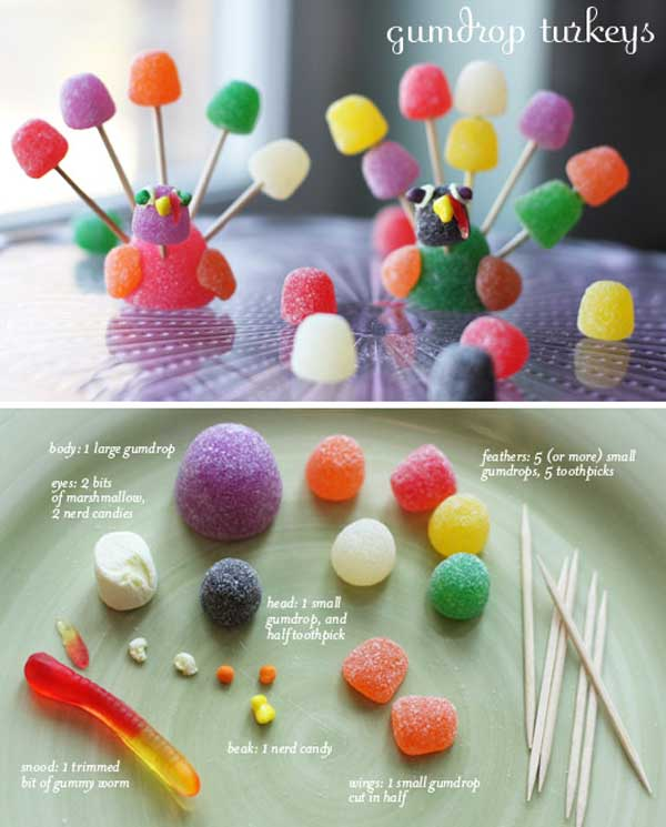 Top 32 Easy Diy Thanksgiving Crafts Kids Can Make Amazing Diy