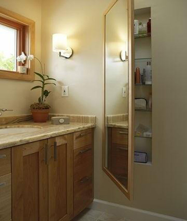 30 Brilliant DIY Bathroom Storage Ideas – Bathroom Storage Cabinet Ideas