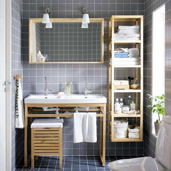 30 brilliant diy bathroom storage ideas wall mounted bathroom storage apartment therapy