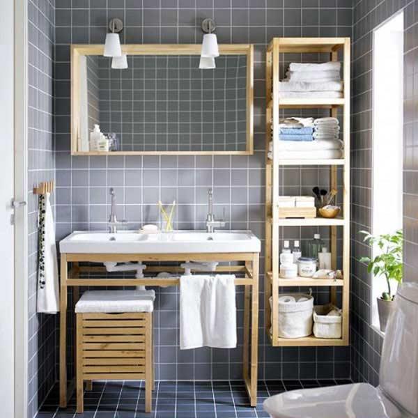 30 brilliant diy bathroom storage ideas - amazing diy, interior 20 Storage Ideas That You Never Thought of