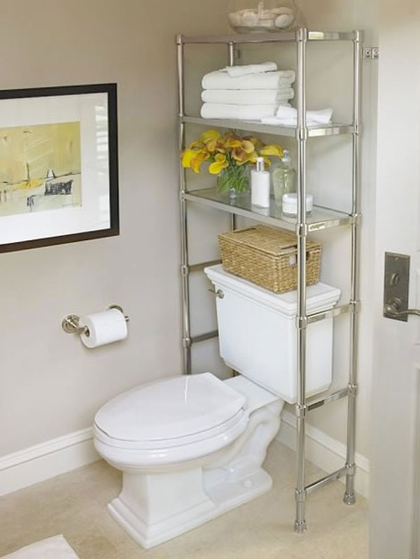 30 brilliant diy bathroom storage ideas - amazing diy, interior Bathroom Shelf Ideas