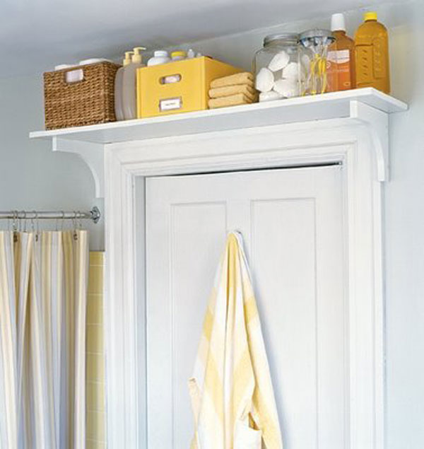 Diy Small Bathroom Storage 30 brilliant diy bathroom storage ideas