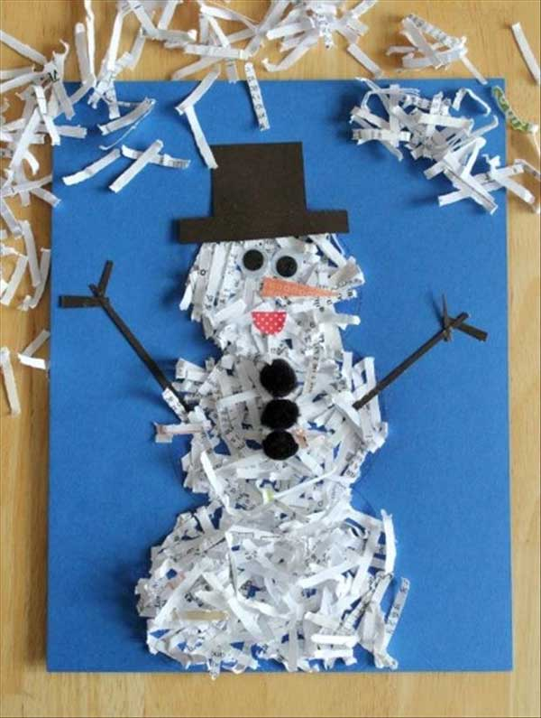 42 Adorable Christmas Crafts To Keep Kids Busy This Holiday Season