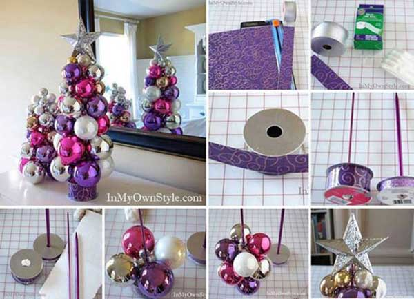 Diy Decorating Crafts 45 budget-friendly last minute diy christmas decorations