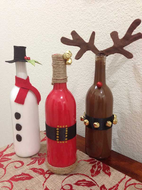 Cheap Christmas Decorations Part - 46: DIY-Christmas-Crafts-5