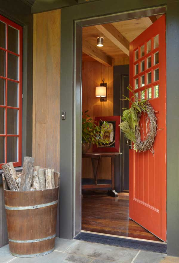 DIY Christmas Porch Ideas 13