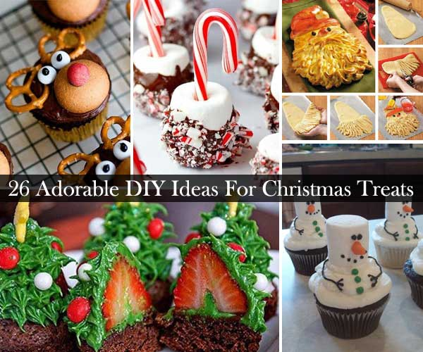 DIY Christmas Treats Anyone Can Make 0