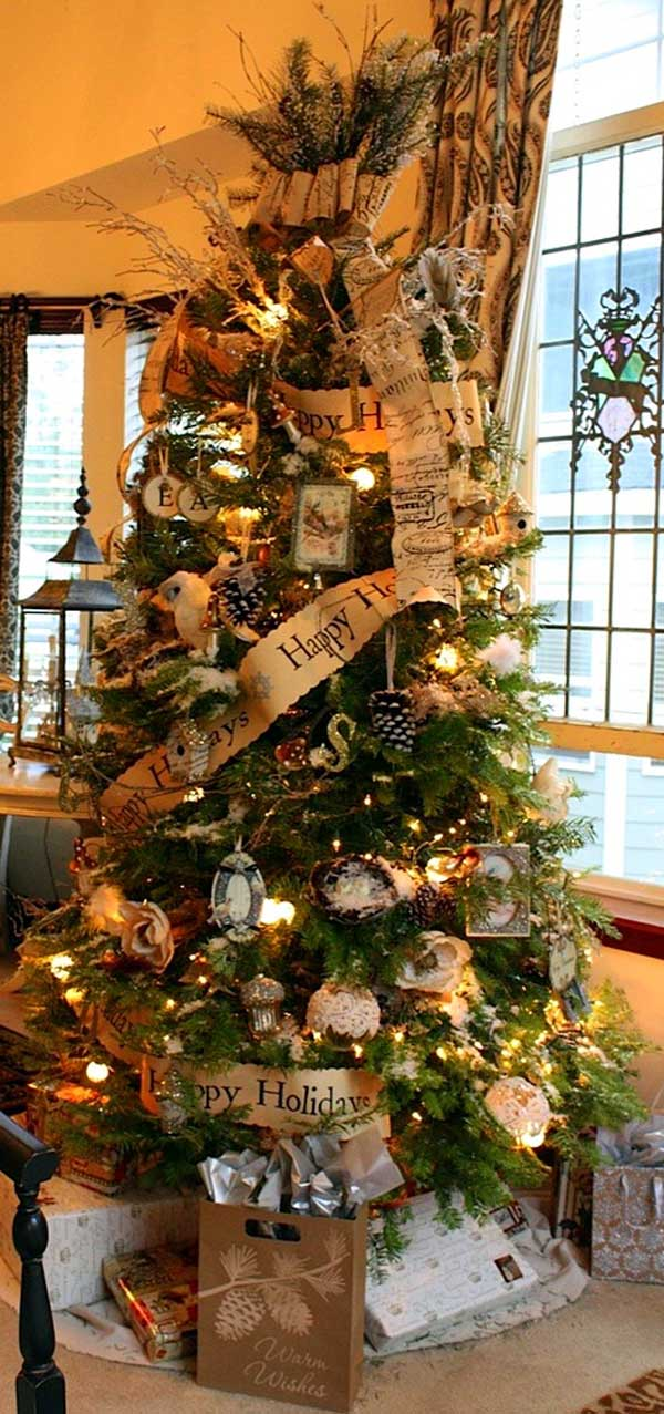 DIY-Christmas-Tree-decoration-Ideas-19