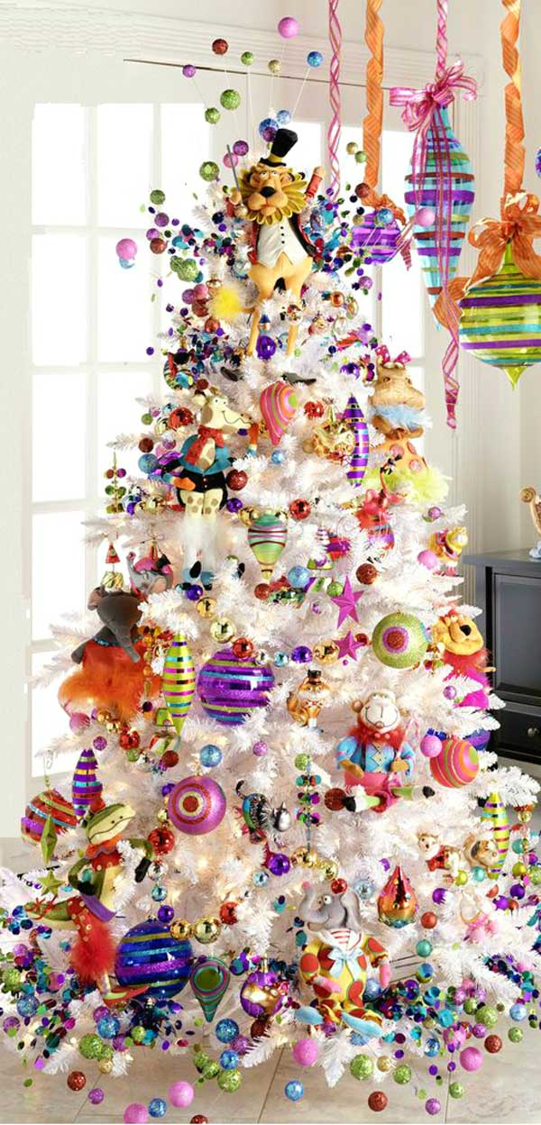 DIY-Christmas-Tree-decoration-Ideas-20