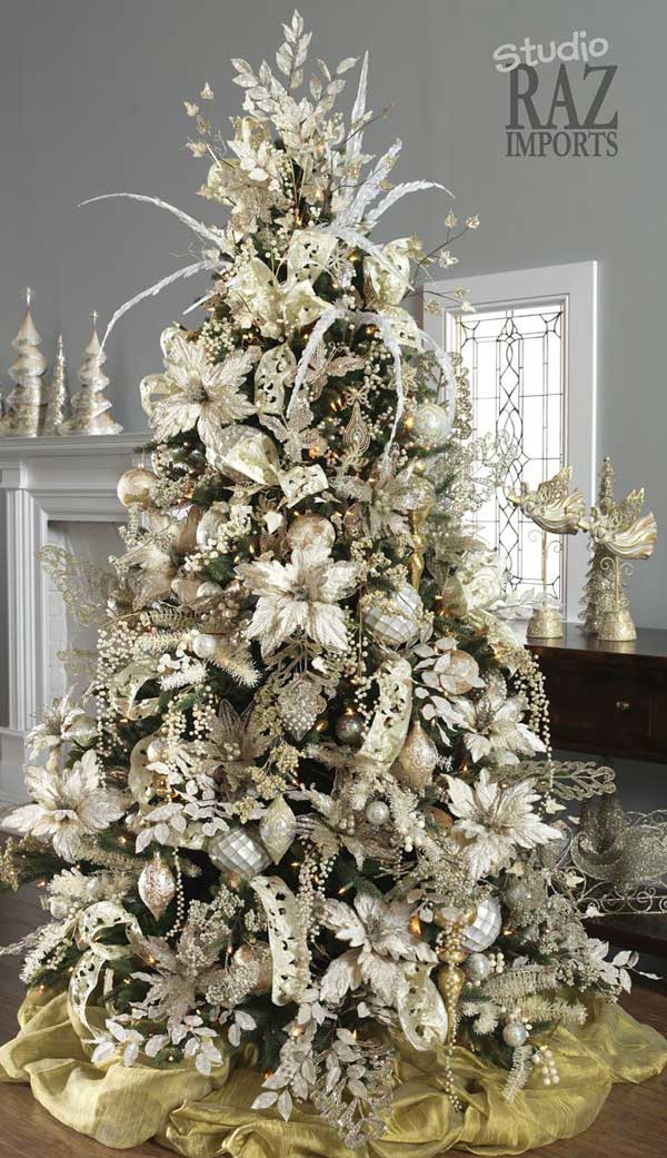 1000 images about christmas trees on pinterest decorated christmas trees christmas trees Gorgeous home decor pinterest