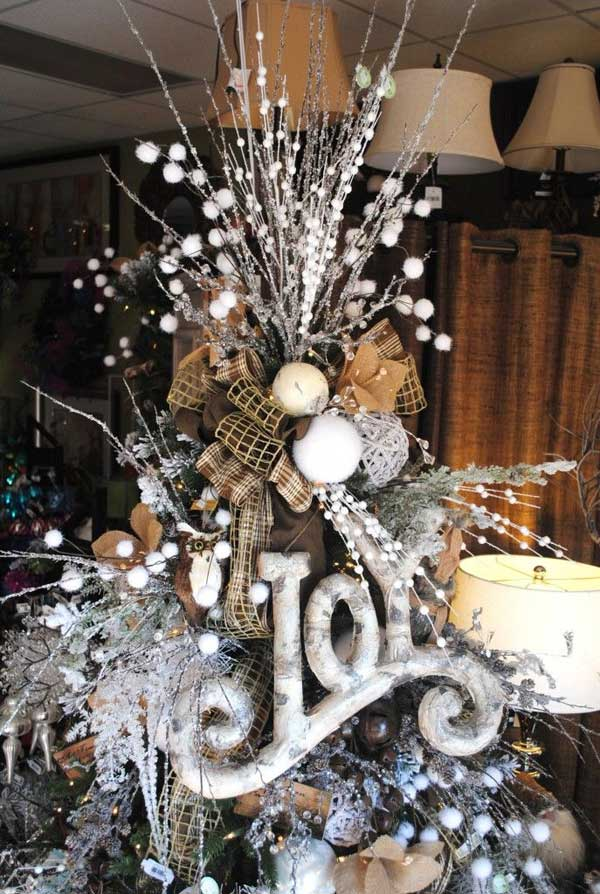 DIY Christmas Tree Decoration Ideas 24