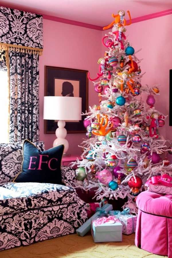 diy christmas tree decoration ideas 5