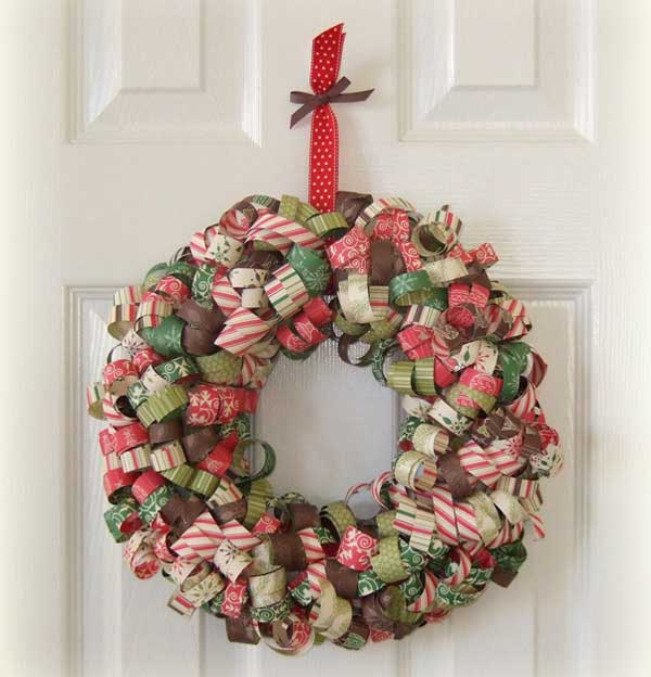 diy christmas wreath 14