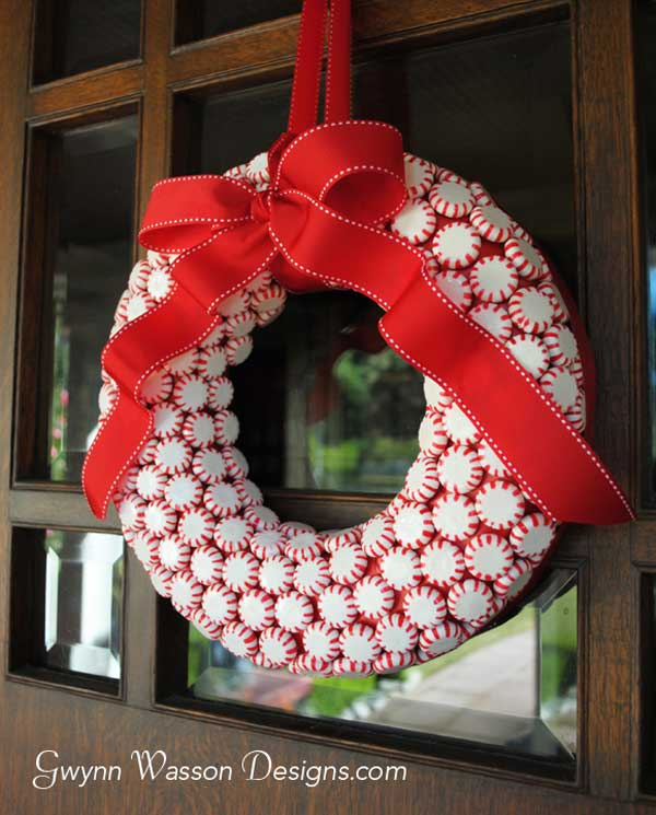 diy christmas wreath 21