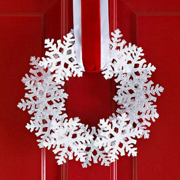 Top 35 astonishing diy christmas wreaths ideas amazing Simple christmas wreaths