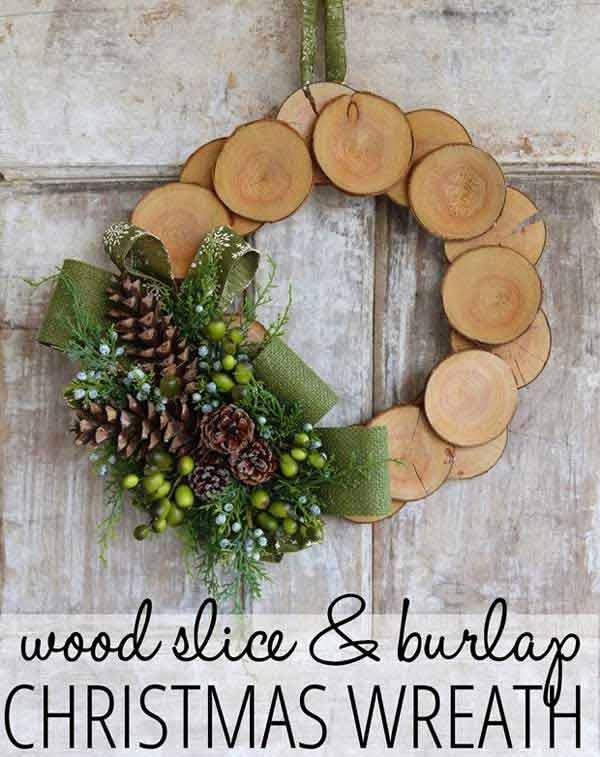 Diy Christmas Wreath 34