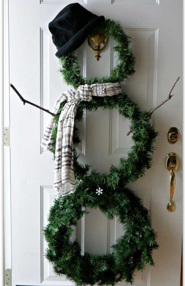 diy christmas wreath 4