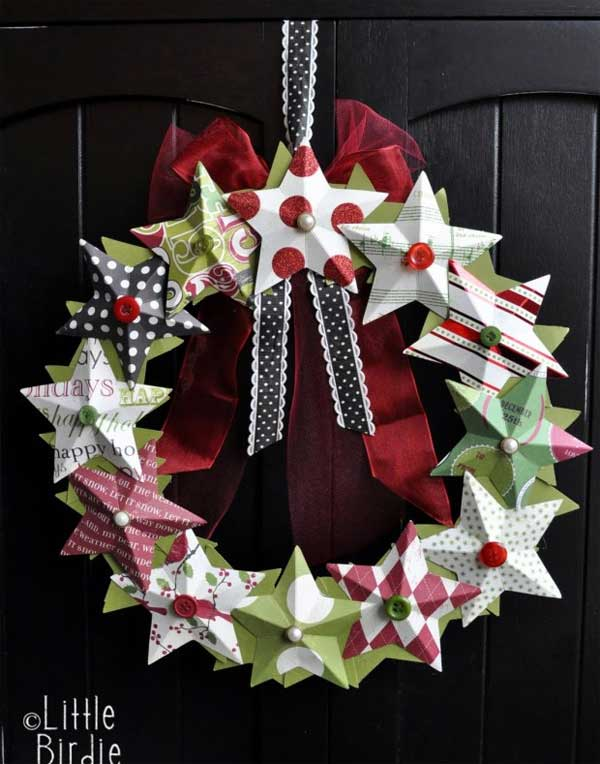 Diy Christmas Wreath 9