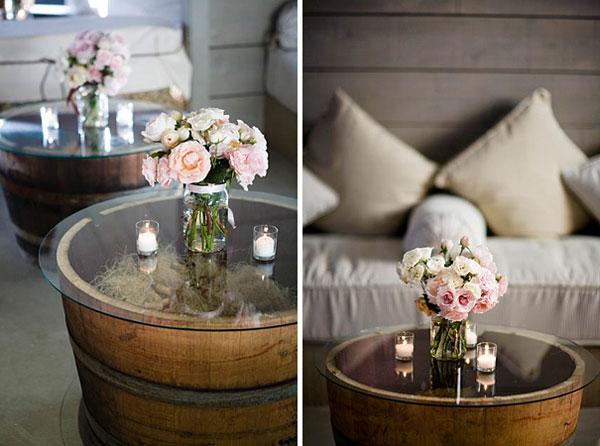 25 brilliant diy ways of reusing old wine barrels. Black Bedroom Furniture Sets. Home Design Ideas