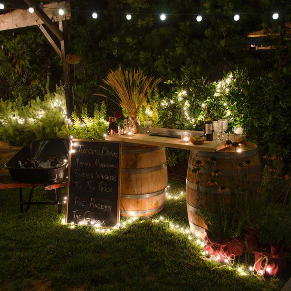 Home Design Ecological Ideas: 25 Brilliant DIY Ways Of Reusing Old Wine Barrels