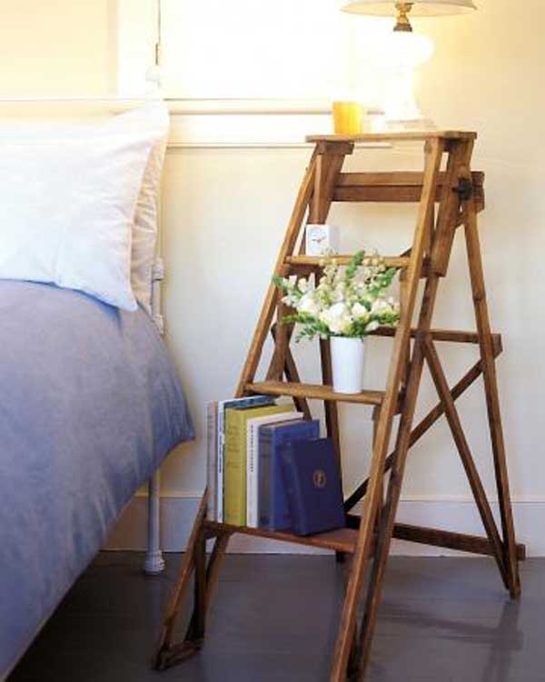 Diy-ways-to-reuse-an-old-ladder-24