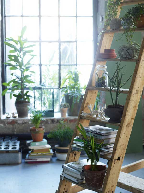 Diy-ways-to-reuse-an-old-ladder-28