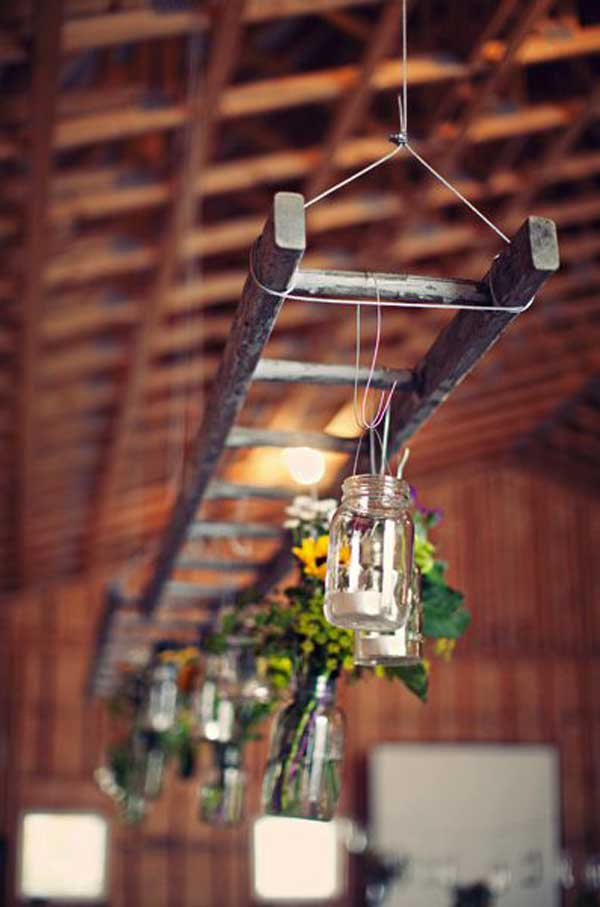 Diy-ways-to-reuse-an-old-ladder-29