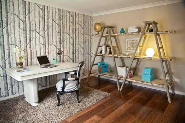 Diy-ways-to-reuse-an-old-ladder-31