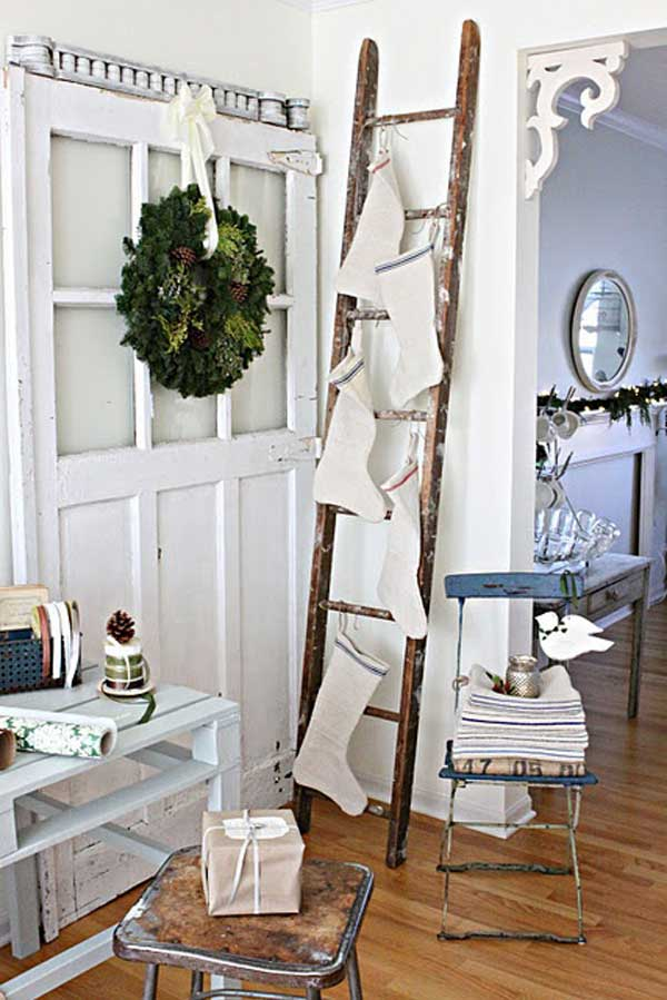 Diy-ways-to-reuse-an-old-ladder-36