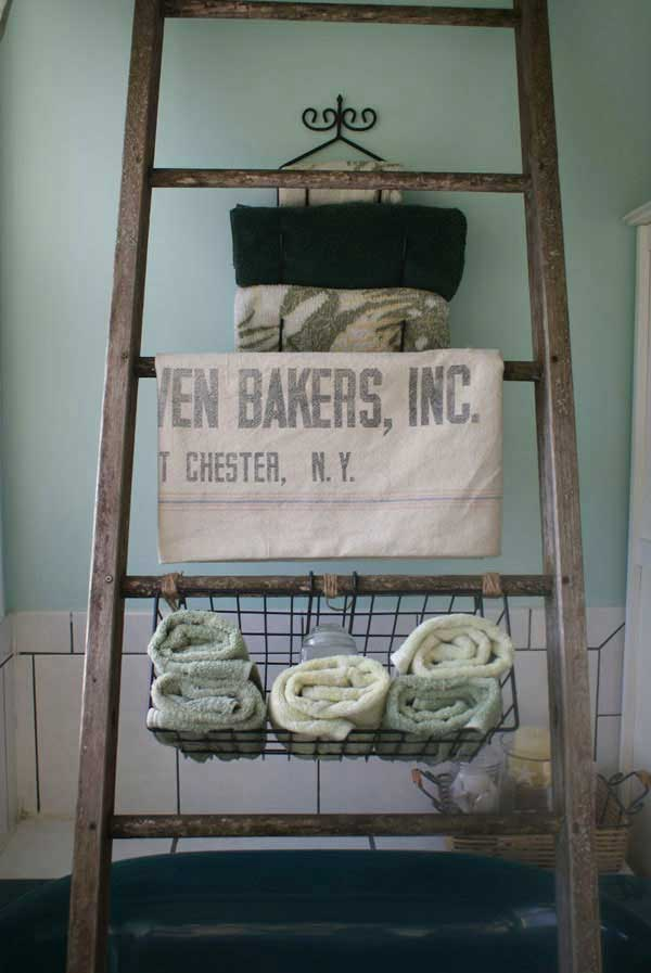 Diy-ways-to-reuse-an-old-ladder-6