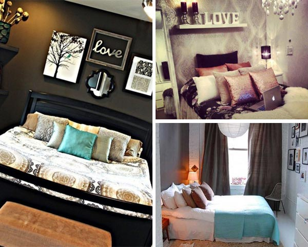 45 Beautiful and Elegant Bedroom Decorating Ideas - Amazing DIY ...
