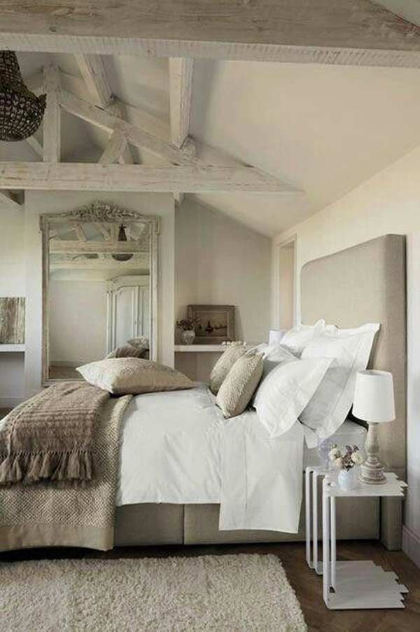 45 beautiful and elegant bedroom decorating ideas for Elegant bedroom ideas