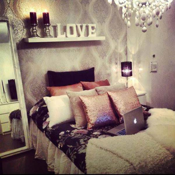 45 Beautiful And Elegant Bedroom Decorating Ideas Amazing Diy Interior Home Design